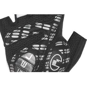 Roeckl Idegawa Handschuhe schwarz/weiß